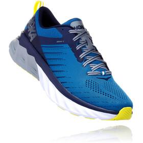 Hoka One One Arahi 3 Running Shoes Men Blue Sapphire/Mood Indigo